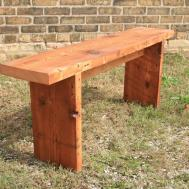 Inspiring Wooden Bench Using Easy Diy Concept Could