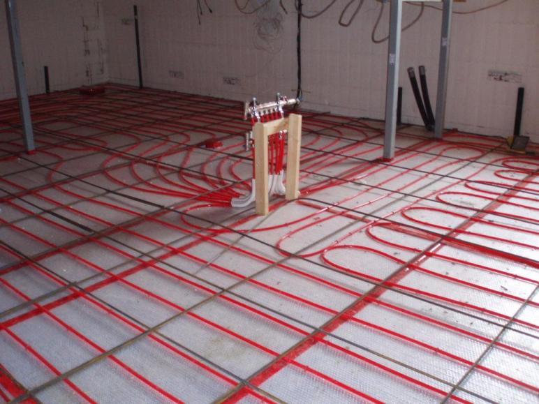 Install Radiant Floor Heating Mats Matttroy