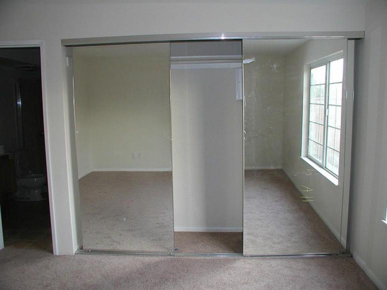 Installing Sliding Closet Doors Design Ideas