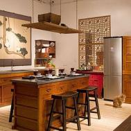 Interesting Modern Asian Kitchen Design Your