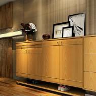Interior Design Rendering Shoe Cabinet