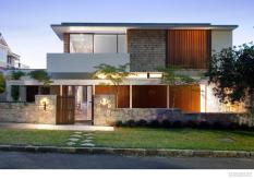 Interior Exterior Plan Sydney Based River House