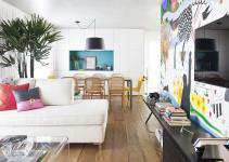 Interior Flamboyance Vibrant Chic