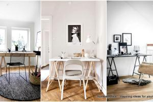 Irresistible Scandinavian Home Offices Boost