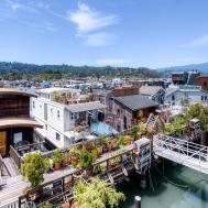 Issaquah Dock Sausalito Marin Real Estate