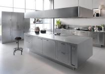 Italian Designed Ergonomic Hygienic Stainless Steel
