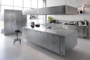 Italian Designed Ergonomic Hygienic Stainless Steel
