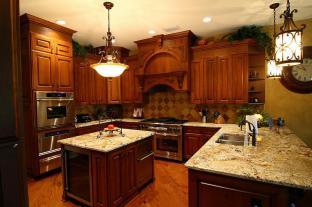 Italian Style Kitchen Home Design