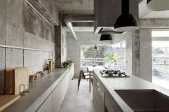 Japanese Inspired Kitchens Focused Minimalism