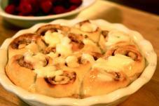 Jenny Steffens Hobick Cinnamon Rolls Frozen Bread