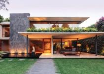 Jjrr Arquitectura Designs Private Residence Mexico City