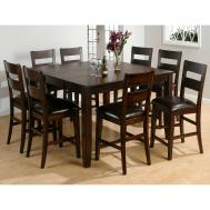 Jofran Rustic Prairie Piece Counter Height Dining Set