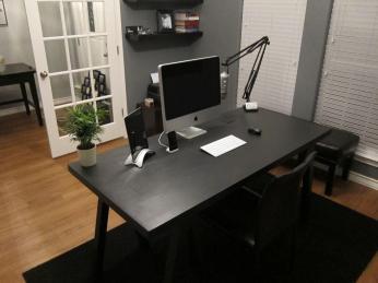 Jordan Patterson Desk Mac Desks