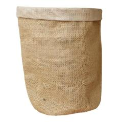 Jute Planter Bag Summer Decor Clearance Home