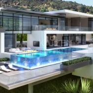 Kaizen Silver New Build Luxury Modern Villa Altea