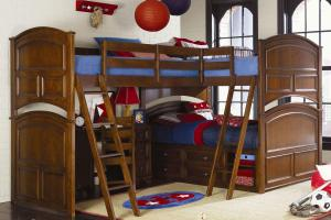 Kansas City Home Ideas Alternatives Traditional Bunk Beds