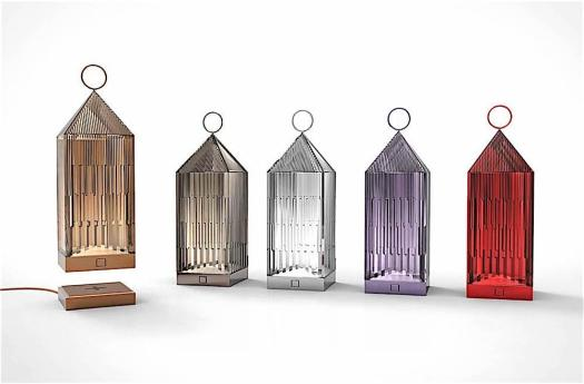 Kartell Lighting Architecture
