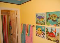 Kids Bathroom Decor Home Designs Project