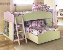 Kids Bed Design Stairs Junior Safety Storage Low Bunk