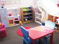 Kids Educational Playroom All