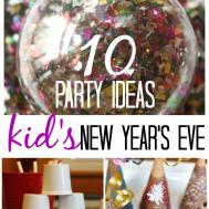 Kids New Years Eve Party Ideas Activities