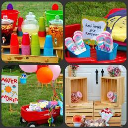 Kids Party Themes Make Fun Easy Arrange Home