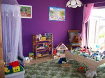 Kids Room Eye Catching Painting Ideas Smart Home