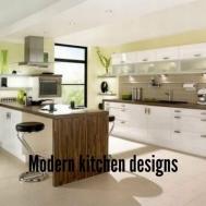 Kitchen Backsplashes Modern Retro