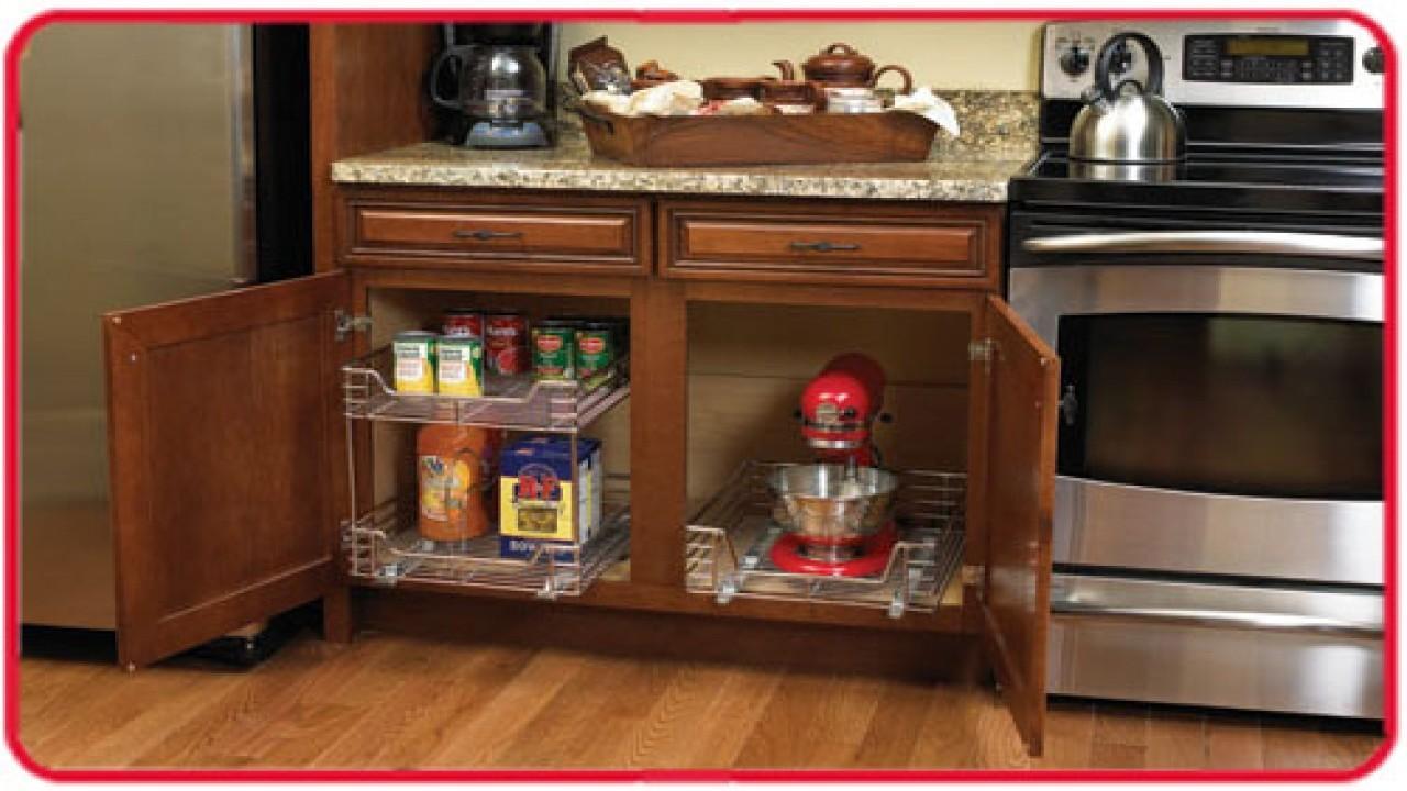Kitchen Blind Corner Cabinet Storage Solutions Decoratorist 48430