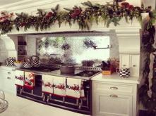 Kitchen Decorating Ideas Christmas Roselawnlutheran