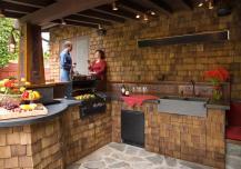 Kitchen Design Outdoor Ideas