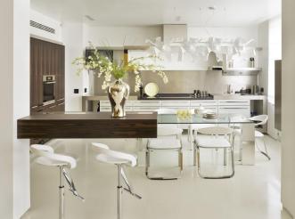 Kitchen Dining Dazzling Modern Tables