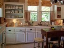Kitchen Pretty Design Ideas White