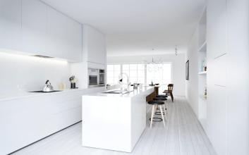 Kitchens Adorable Scandinavian Kitchen Design Well