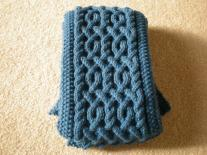 Knitting Patterns Cable Knit Model