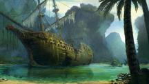 Lagoon Fantasy Wallpapersin4k