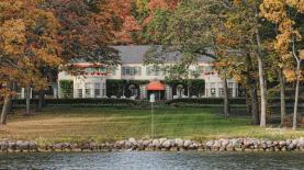 Lake Geneva Mansions Path