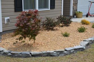 Landscape Edging Natural Stone Fleagorcom