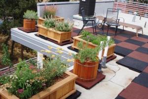 Large Deck Planters Iimajackrussell Garages Best