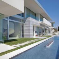 Large Modern Home Lovely City Views Bel Air Los
