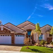 Las Vegas Luxury Homes Sunridge Heights Single Story