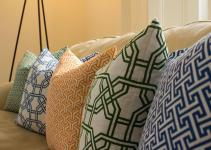 Latest Trendy Geometric Cushions Nina Kullberg