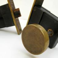 Leather Cabinetls Img 5516 Creative Upcycled Drawer Knobs