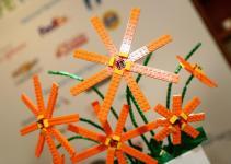 Lego Making Sustainable Eco Friendly Blocks Made