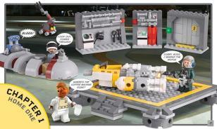 Lego Star Wars Build Your Own Adventure Daniel Lipkowitz