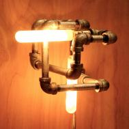 Let Stay Cool Pipe Lighting Design