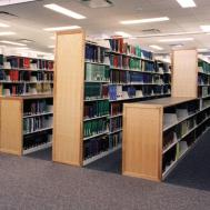 Library Shelving Cantilever Book Shelves Bookcases