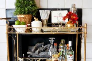 Life Dash Whimsy Decorate Your Bar Cart