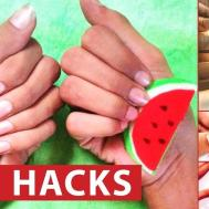 Life Hacks Craft Diy Watermelon Top