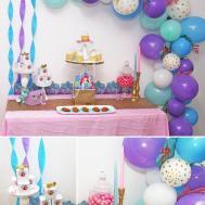 Little Mermaid Party Ideas Disney